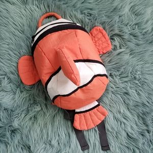 Toddler Clown Fish Backpack